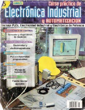Proyectos de electrónica industrial